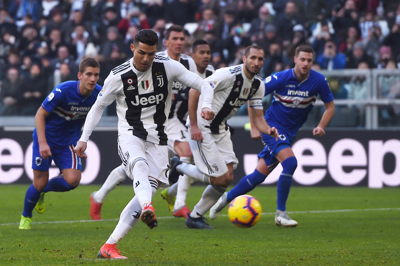 Soi kèo Sampdoria vs Juventus