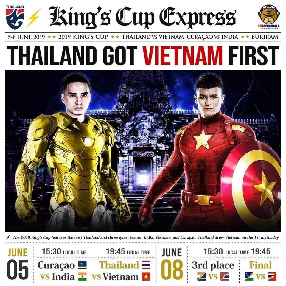 Cuộc đụng độ giữa Việt Nam và Thái Lan trở nên nóng hơn bao giờ hết.