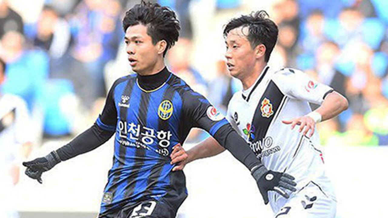 Công Phượng khó có thể giúp Incheon United giữ lại điểm trước Sangju Sangmu giữa tuần này.