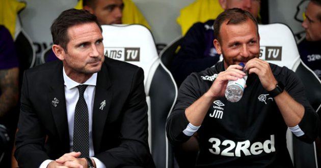 """Bộ đôi Frank Lampard - Jody Morris sẽ trở lại """"mái nhà xưa"""", dẫn dắt Chelsea đi đến vinh quang."""