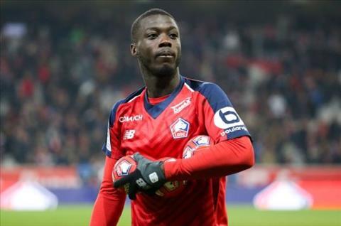 Khả năng cao Nicolas Pepe gia nhập Man Utd ngay trong hè này.