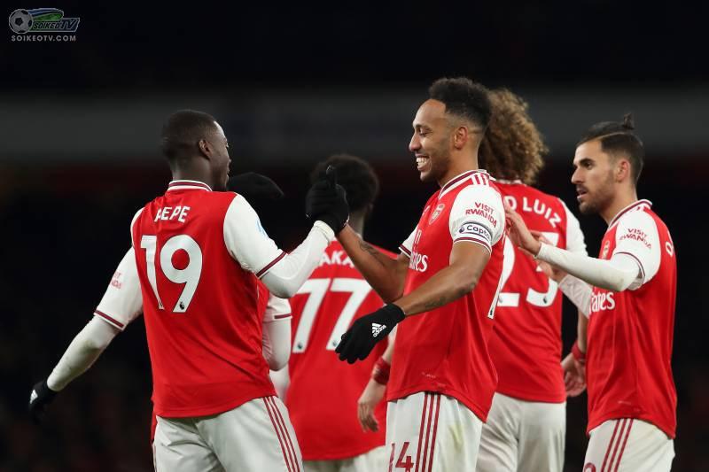 Arsenal 4-0 Newcastle United-khoi-dau-ky-nguyen-moi
