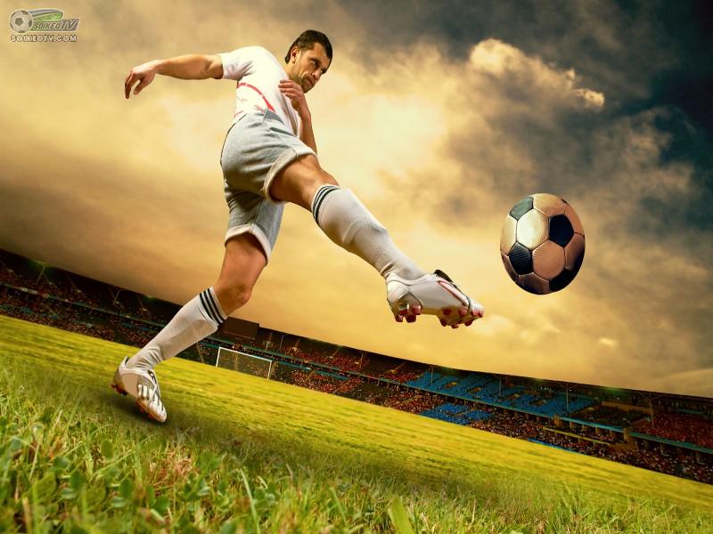 Cá cược bóng đá là trò tiêu khiển của những người yêu bóng