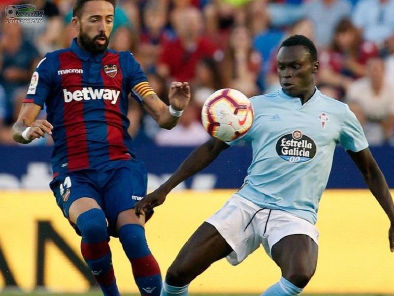 Soi kèo, nhận định Levante vs Celta Vigo 03h00 ngày 27/10/2020 | Soi kèo TV
