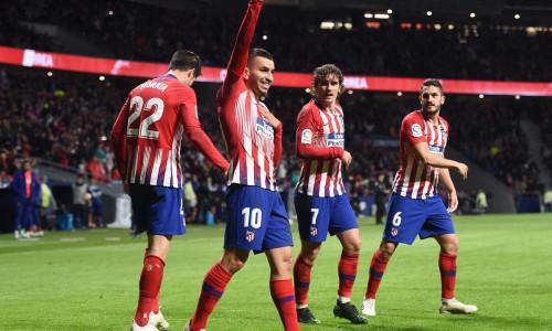 Soi kèo, nhận định Levante vs Atletico Madrid 18h00 ngày 18/15/2019
