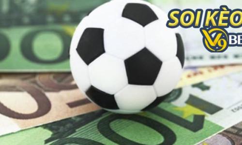 Hướng dẫn cá độ bóng đá trực tuyến V9bet dành cho người chơi mới